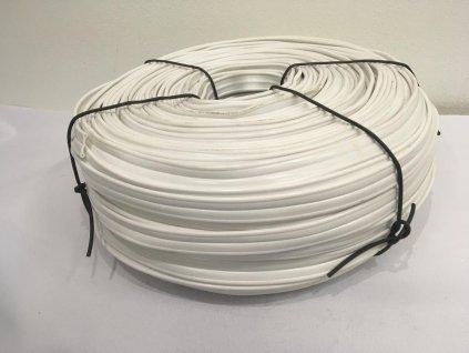 KEDR - PASPULE PVC (BÍLÁ)