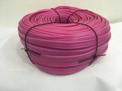 KEDR - PASPULE PVC (RŮŽOVÁ)