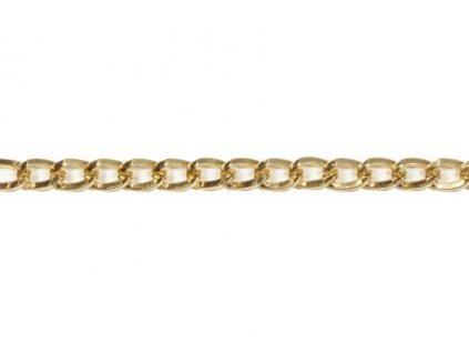 kovovy retizek 2110 lehky zlato 1
