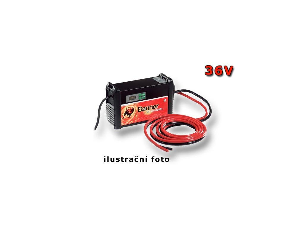 Nabíječka Banner HF + 3035 M, 36V
