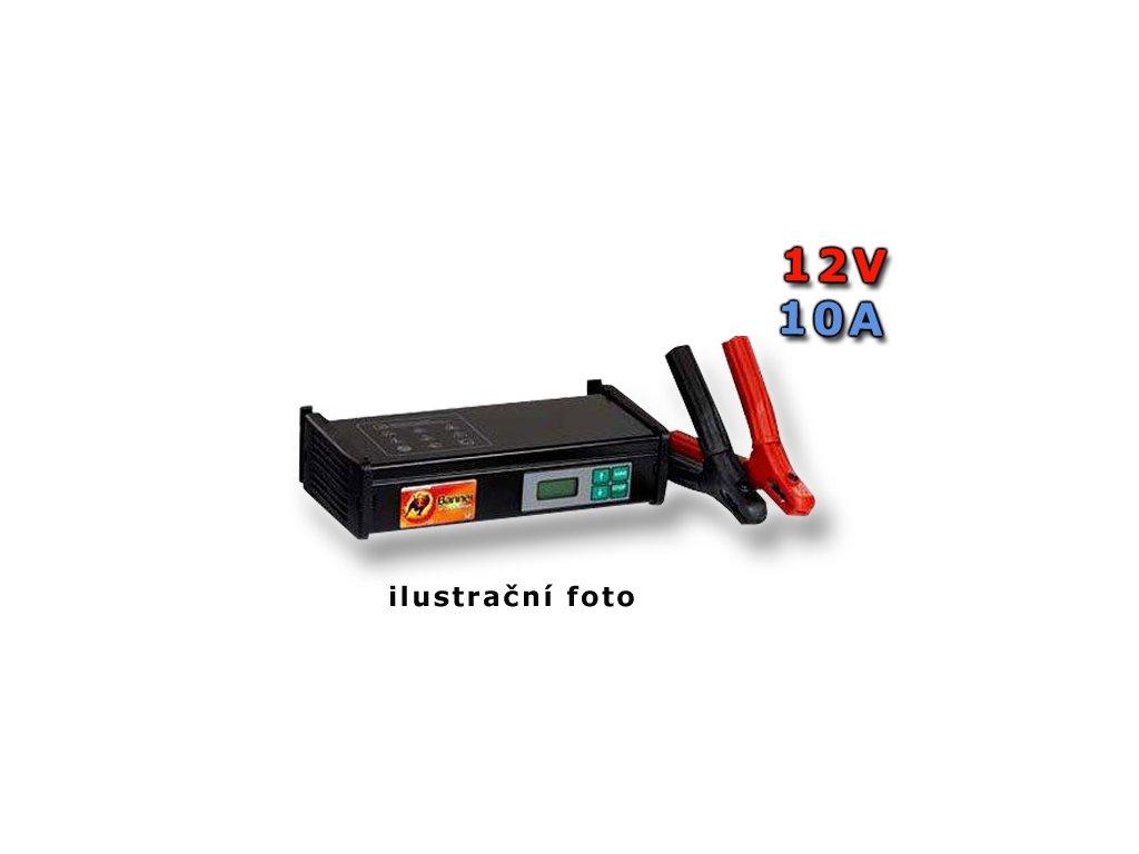 Nabíječka Banner charger 12-10 Gel, 12V, 10A