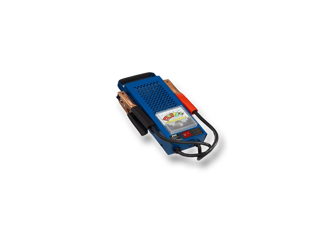 Milton - tester baterií
