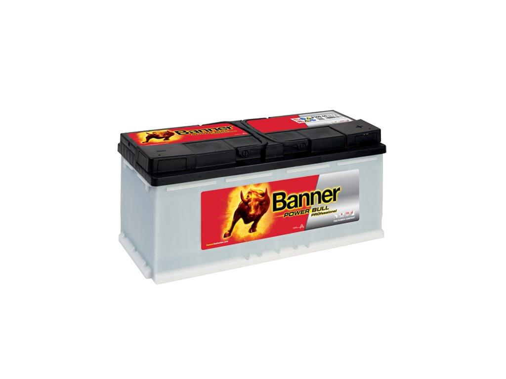 Autobaterie Banner Power Bull PROfessional P100 40, 100Ah, 12V ( P10040), technologie Ca/Ca