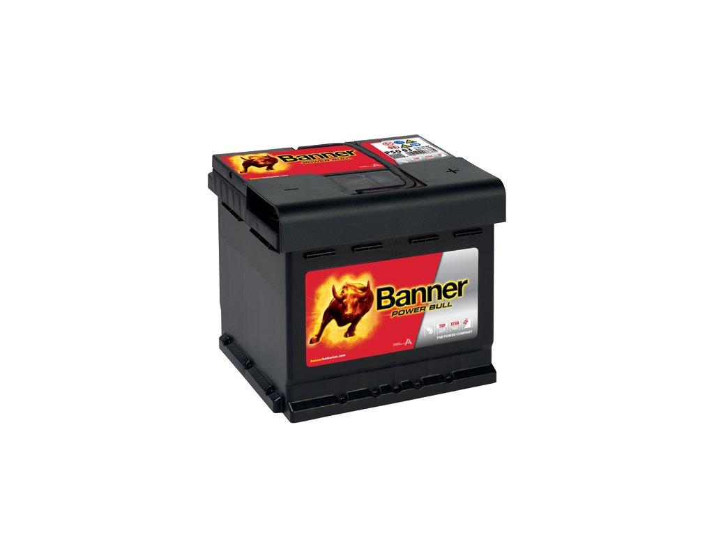 Autobaterie Banner Power Bull P50 03, 50Ah, 12V ( P5003 ), technologie Ca/Ca