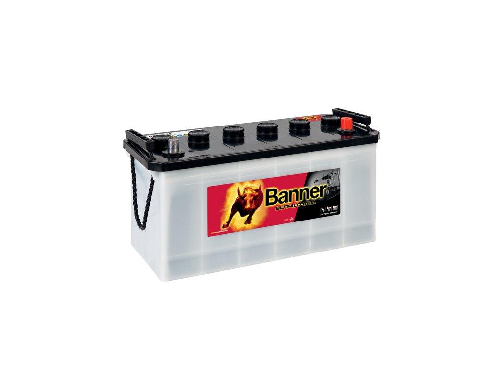 Autobaterie Banner Buffalo Bull 600 26, 100Ah, 12V ( 60026 ), technologie Sb/Sb