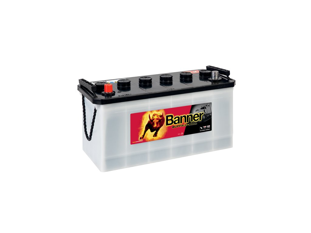 Autobaterie Banner Buffalo Bull 600 35, 100Ah, 12V ( 60035 ), technologie Sb/Sb