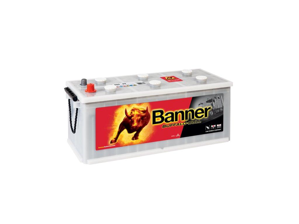 Autobaterie Banner Buffalo Bull 680 89, 180Ah, 12V ( 68089 ), technologie Sb/Sb