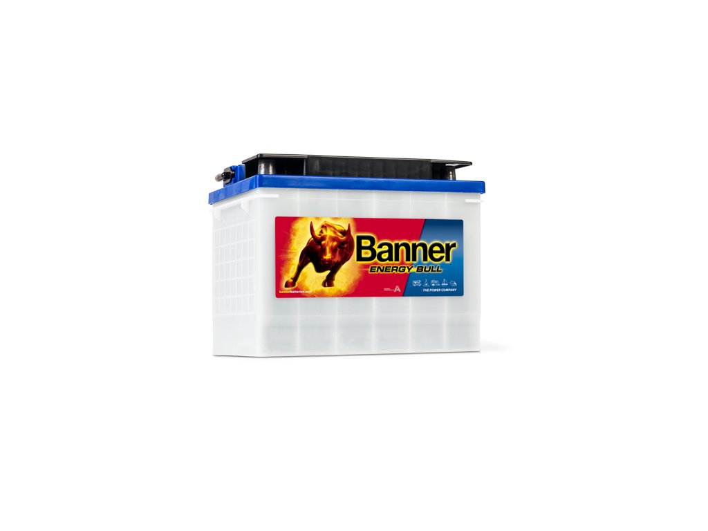Trakční baterie Banner Energy Bull 955 51, 72Ah, 12V (95551)
