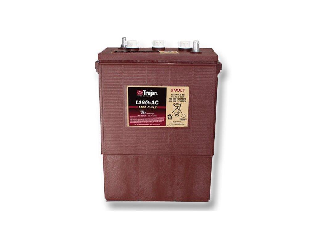 Trakční baterie Trojan L 16 G, 390Ah, 6V