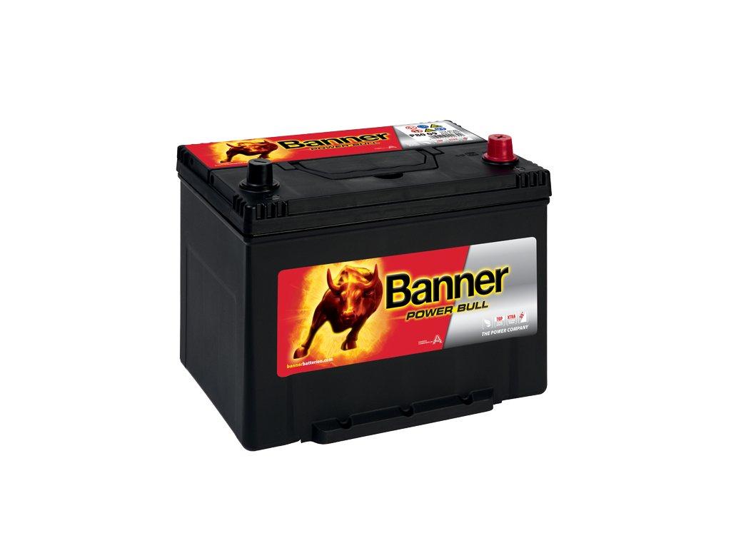 Autobaterie Banner Power Bull P80 09, 80Ah, 12V ( P80 09 ), technologie Ca/Ca
