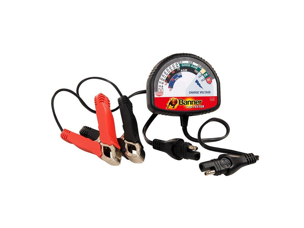 Banner Tester baterií BBT LED