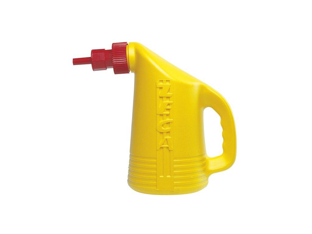 Láhev na doplňování vody s ventilem