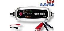 Nabíječka CTEK MXS 5.0 12V 0.8A/5A s teplotním čidlem