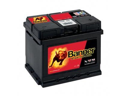 Autobaterie Banner Starting Bull 544 09, 44Ah, 12V ( 54409 ), technologie Ca/Ca