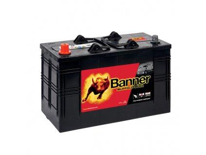 Autobaterie Banner Buffalo Bull 610 48, 110Ah, 12V ( 61048 ), technologie Sb/Sb