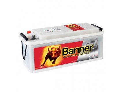 Autobaterie Banner Buffalo Bull SHD 610 40,110Ah, 12V ( 61040 ), technologie Sb/Ca