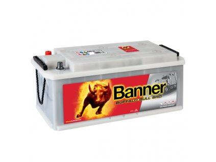 Autobaterie Banner Buffalo Bull SHD 670 33, 170Ah, 12V ( 67033 ), technologie Sb/Ca