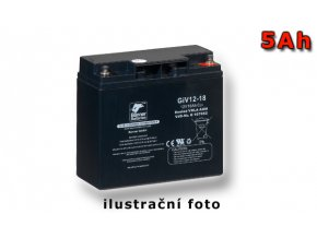 Stand by Bull Bloc GiV 12-5 5 Ah 12 V