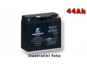 Stand by Bull Bloc GiV 12-44, 44Ah, 12V