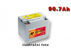 Stand by Bull Bloc GiVC 12-80, 90.7Ah, 12V