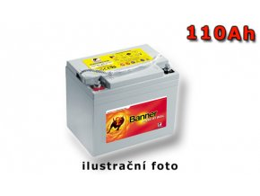 Stand by Bull Bloc GiVC 12-100, 110Ah, 12V