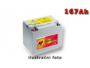 Stand by Bull Bloc GIVC 12-135, 167Ah, 12V