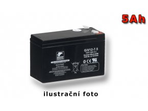 Stand by Bull Bloc GIV-S12-5,4, 5,4Ah, 12V