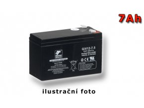 Stand by Bull Bloc GIV-S12-7, 7Ah, 12V