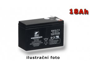 Stand by Bull Bloc GIV-S12-18, 18Ah, 12V