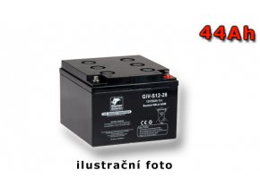 Stand by Bull Bloc GIV-S12-45, 45Ah, 12V