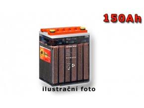Stand by Bull Bloc 12 V 6 OGi 150, 150Ah, 12V
