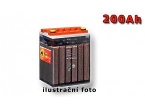 Stand by Bull Bloc 6 V 8 OGi 200, 200Ah, 6V