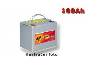 Stand by Bull Bloc GEL SBG 12-100, 100Ah, 12V