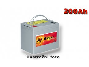 Stand by Bull Bloc GEL SBG 12-200, 200Ah, 12V