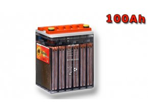 Stand by Bull Bloc 12 V 2 OPzS 100, 100Ah, 12V
