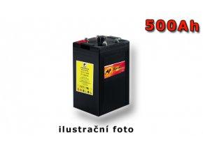 Stand by Bull cell VLIES SCV 2-500-2, 500Ah, 2V