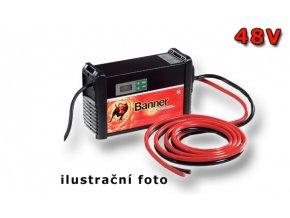 Nabíječka Banner HF + 4050 M, 48V