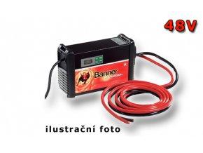 Nabíječka Banner HF + 4080 T, 48V