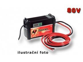 Nabíječka Banner HF + 8120 T, 80V