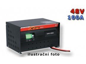 Banner Puls D 400 G 48/100, 100A, 48V