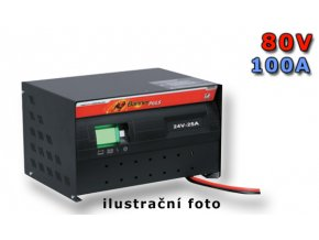 Banner Puls D 400 G 80/100, 100A, 80V