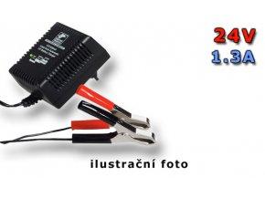 Nabíječka Stand by HF Automatic Charger 24V/1,3A, 1.3A, 24V