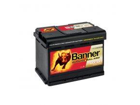 Autobaterie Banner Running Bull AGM 560 01, 60Ah, 12V ( 56001 )