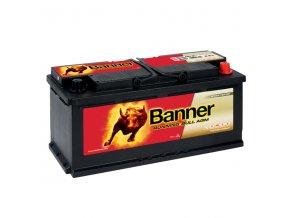 Autobaterie Banner Running Bull AGM 605 01, 105Ah, 12V ( 60501 )