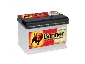 Autobaterie Banner Running Bull EFB 560 00, 60Ah, 12V ( 56000 )