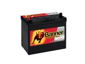 Autobaterie Banner Power Bull P45 24, 45Ah, 12V ( P4524 ), technologie Ca/Ca