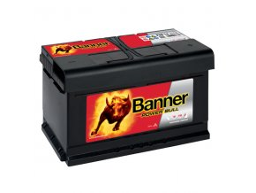 Autobaterie Banner Power Bull P80 14, 80Ah, 12V ( P8014 ), technologie Ca/Ca