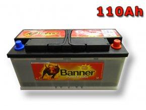 Autobaterie Banner Power Bull P110 42, 110Ah, 12V ( P11042 ), technologie Ca/Ca