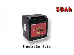 Autobaterie Banner Starting Bull 535 22, 35Ah, 12V ( 53522 ), technologie Ca/Ca