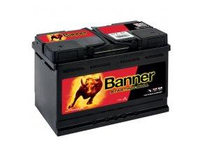 Autobaterie Banner Starting Bull 572 33, 72Ah, 12V ( 57233 ), technologie Ca/Ca